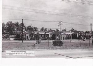 Illinois Downey Reception Building Veterans Administration Hospital Real Phot...