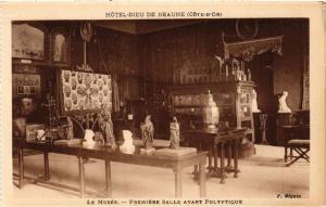CPA Hotel-Dieu de BEAUNE - Le Musée - Premiere Salle Avant Polyptique (354076)