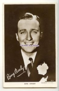 b6226 - Film Actor - Bing Crosby, Paramount Pictures, No.22A - postcard