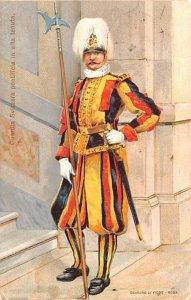 Guardia Svizzera Italy 1906