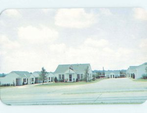 Pre-1980 CABIN SCENE Marietta Georgia GA AE3119