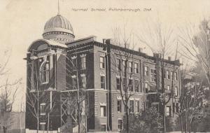 PETERBOROUGH , Ontario , 1900-10s ; Normal School #3