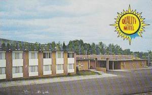 Wyoming Rawlins Quality Courts Motel
