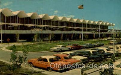 Minneapolis-St. Paul International Airport Airplane, Airport Post Card, Post ...