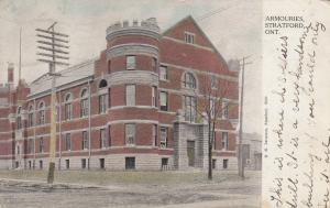 STRATFORD , Ontario , Canada, 1909 ; Armouries Version-Three