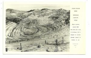 Utah Copper Mine, Ringham Canyon, Utah - EKIC 1930-1950