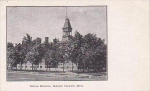 Nebraska Grand Island Dodge School