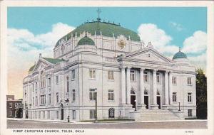 Oklahoma Tulsa First Christian Church