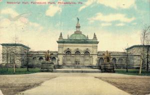 USA Memorial Hall Fairmount Park Philadelphia 01.88