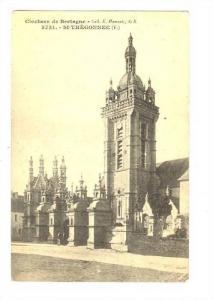 Clochers de Bretagne, ST-THEGONNEC (F.), France, 00-10s