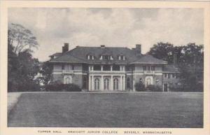 Massachusett Beverly Tupper Hall Endicott Junior College Albertype