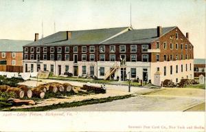 VA - Richmond. Libby Prison (Virginia)
