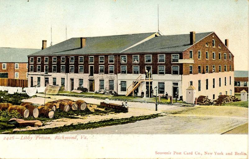 VA - Richmond. Libby Prison (Virginia)
