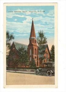 Christ Episcopal Church , Greenville, South Carolina, 00-10s