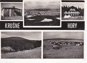 RP: KRUSNE HORY , Czech Republic , 1940-60s