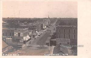 Main Street Clay Center KS 1907