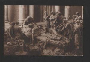 055249 Petrone's Death by MASTROIANNI vintage Quo Vadis #16