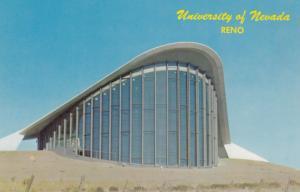 University of Reno , Nevada , 50-60s