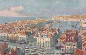 DIEPPE, France, 1900-10s; Vue Generale Prise De La Tour S Jacques, TUCK 112 No.5