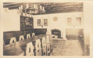 RP: GIRL SCOUT House of KOHLER , Wisconsin , 1910s ; Baden-Powell Room