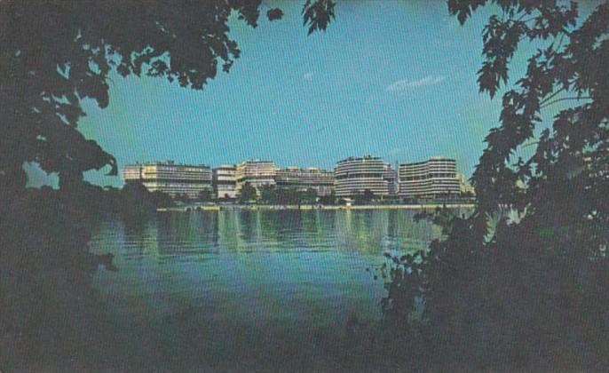 Washington D C The Watergate Hotel