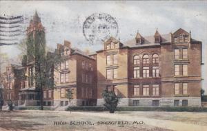 High School, Springfield, Missouri, PU-1908
