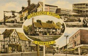 CRAWLEY , Sussex , England,  UK, 1930s