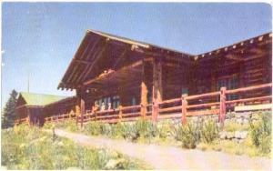 Fish Lake Lodge-Skougaards Tavern/Cabins, Richfield, Utah UT,  1960 Chrome