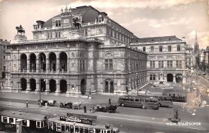 Wien Austria Staatsoper Wien Staatsoper