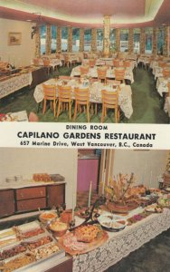 West Vancouver , B.C. ,1950-60s ; Capilano Gardens Restaurant