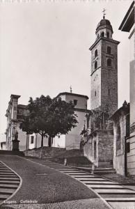 Switzerland Lugano Cattedrale Photo