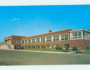 Pre-1980 HOSPITAL SCENE Meyersdale - Near Berlin & Somerset PA W2620