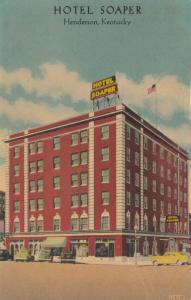 HENDERSON , Kentucky , 30-40s; Hotel Soaper