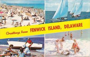 Delaware Fenwick Island Greetings From Fenwick Island