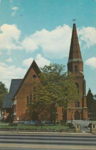 GREENVILLE , South Carolina , 50-60s ; Christ Church (Episcopal)