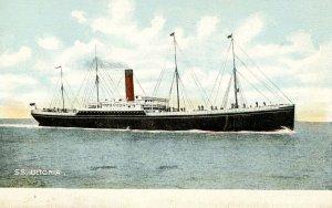 Cunard Lines - SS Ultonia
