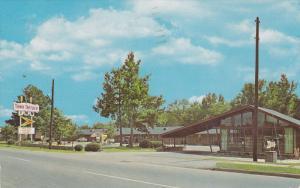 Town Terrace Inn , ORANGEBURG , South Carolina , PU-1968