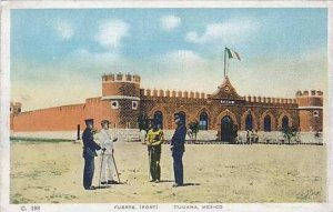 Mexico Tijuana Fuerte Fort