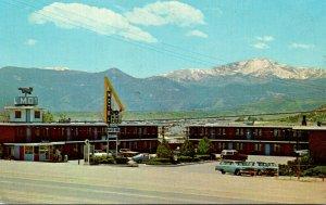 Colorado Colorado Springs The Blue Fox Motel