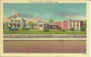 Middleboro, Mass., St. Luke's Hospital