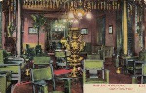 MEMPHIS , Tennessee, 1911 ; Parlor , Elks Club