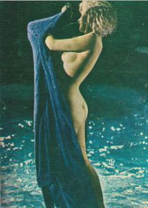CROATIA, 1940-1960´s; Merilin Monro Naked