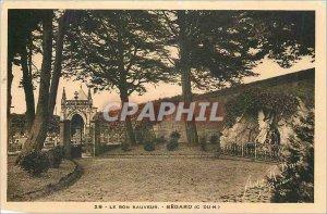 Old Postcard The Good Savior Begard C N