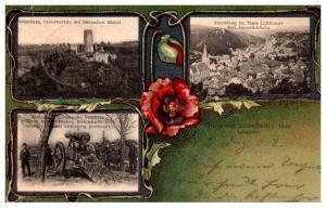 Germany  Gruss aus Stromberg,  Multi-view