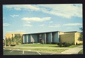 Greenville, South Carolina/SC Postcard, Fine Arts Building, Bob Jones University