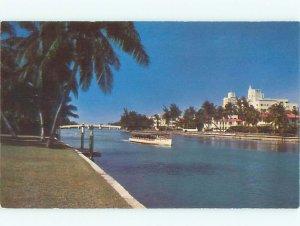 Pre-1980 INDIAN CREEK BOAT Miami Florida FL AF3424