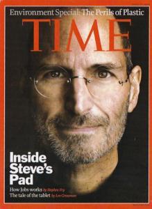 Steve Jobs Apple Time Magazine Cover