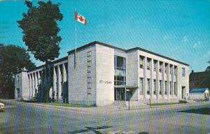 Canada Quebec La Cite Saint Jean 1970