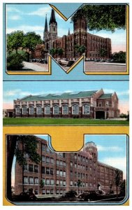 Wisconsin  Milwaukee Marquette University