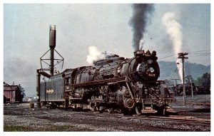 Nickel Plate  817 , W & LE 6400